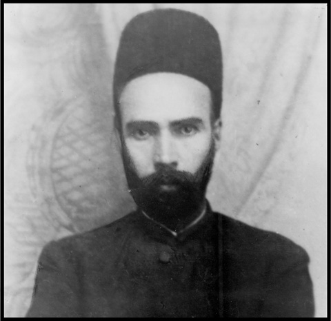 Mirza Agha Nayrizi, Great Grandfather