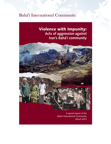 Violence with Impunity cover