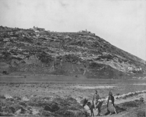 Mount Carmel in 1894